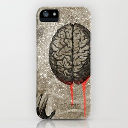 Brains iPhone Case