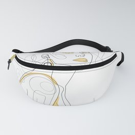 In Lemon Fanny Pack