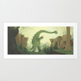 Help Across Art Print