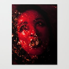 Angst Canvas Print