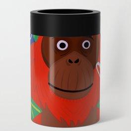 Orangutan Can Cooler