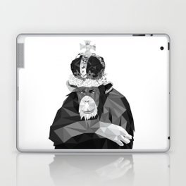 Watson Monkey Poster Laptop & iPad Skin