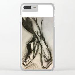 Ballet je t'aime Clear iPhone Case