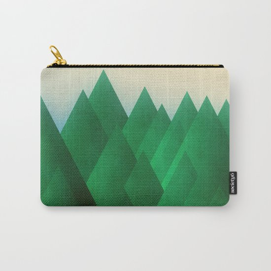 A Forest Carry-All Pouch