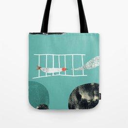Sea bird Tote Bag