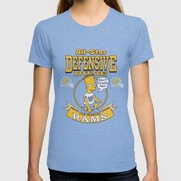 Defensive Dudes - Los Angeles T-shirt