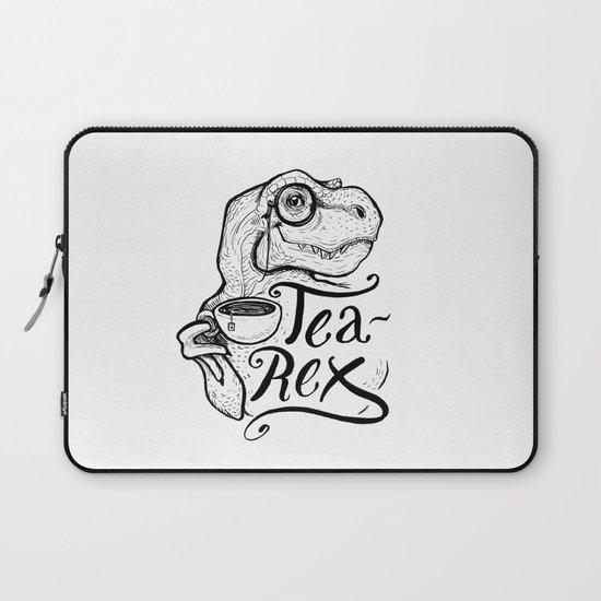 Tea-Rex by lauriepigeon