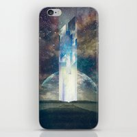 the fault iPhone & iPod Skins featuring It´s your fault by HappyMelvin