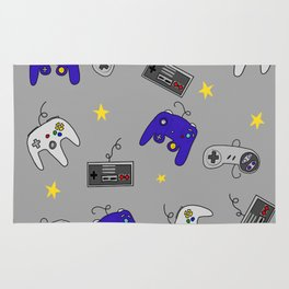 Nintendo Love Rug