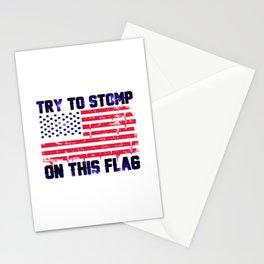 Old Glory Deserves Better! Stationery Cards