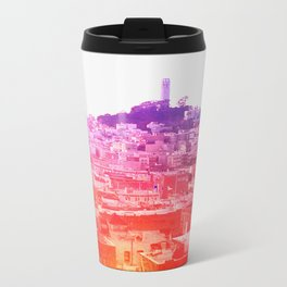 Crayola Skyline Metal Travel Mug