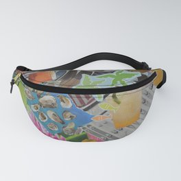 Sweet Summer Fanny Pack