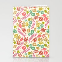 jungle Stationery Cards featuring Jungle by Kristin Nohe Juchs