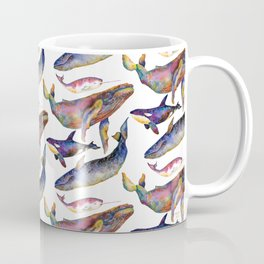 Whale Pyramid #2 Coffee Mug