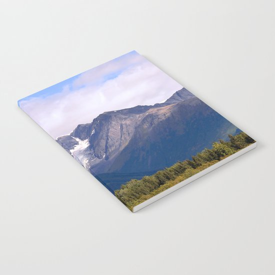 The Mountains Are Calling . . . III Notebook