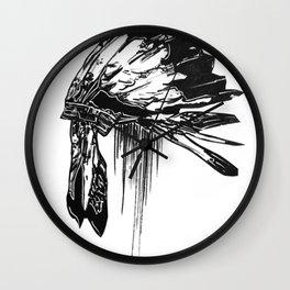 Native Living Wall Clock