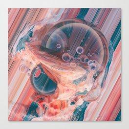 weakness goo Canvas Print