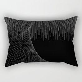 Matrix Void Rectangular Pillow
