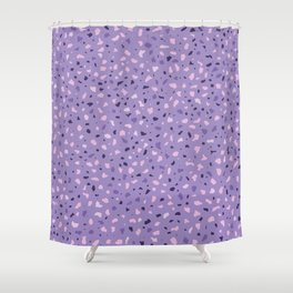 Terrazzo AFE_T2019_S1_15 Shower Curtain