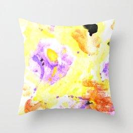 Spring Forward Throw Pillow