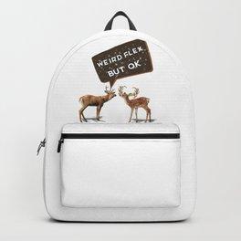 Weird Flex but Ok Backpack