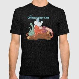 The Cryptozoology Club, 1985 T-shirt