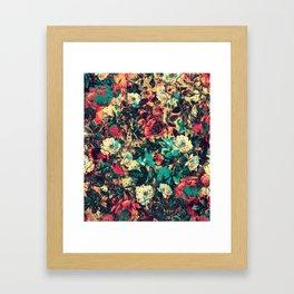 RPE FLORAL V Framed Art Print