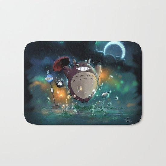 Totoro Bath Mat