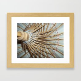 Philosophy of the Umbrella Framed Art Print