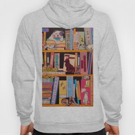 Dog Books With A Difference Hoody