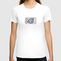 targaryen T-shirts featuring NARUTO BANDANA HEADBAND by BeautyArtGalery