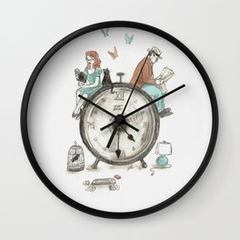 Pastime  Wall Clock