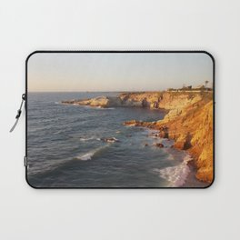 Sicily sunset Laptop Sleeve