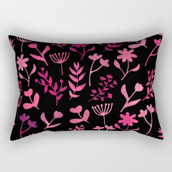 Lovely Pattern XV Rectangular Pillow