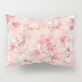 PINK MAGNOLIAS Pillow Sham