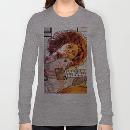 FAR AWAY (featuring source photography by Antonia Jenae') Long Sleeve T-shirt