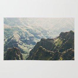 Hawaii Green Rug