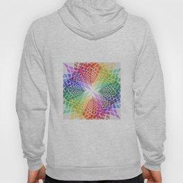 Colorful mosaic pattern design Hoody