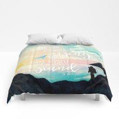 I Make Myself Stand - THG Comforters