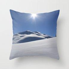 Tincan Peak Throw Pillow