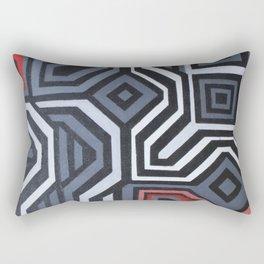 Rouge Rectangular Pillow