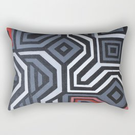 Rouge Rectangular Pillow