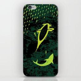 Bioluminescent Bay, Vieques, PR iPhone Skin