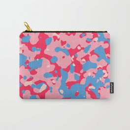 Abstract organic pattern 10 Carry-All Pouch
