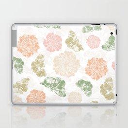 Ginkgo Floral Laptop & iPad Skin