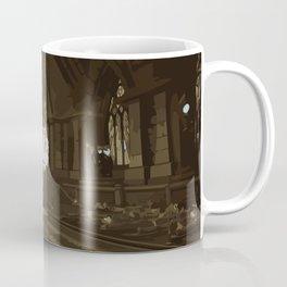 Paladin Coffee Mug