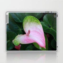 Raindrop Flower Laptop & iPad Skin