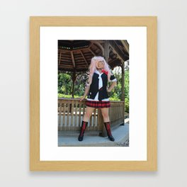 Stand for it  Framed Art Print