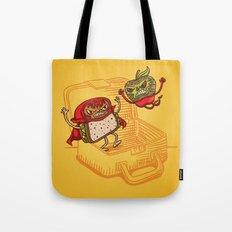 Lunchadores Tote Bag
