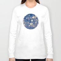snow Long Sleeve T-shirts featuring Snow by Loaded Light Photography